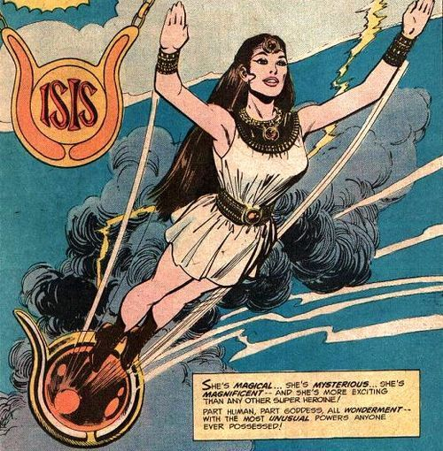 Isis Cartoon Characters 70s : Isis superhero cartoon google search capes unlimited