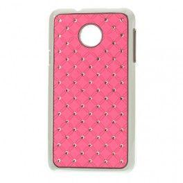 Huawei Ascend Y330 pinkit luksus kuoret.