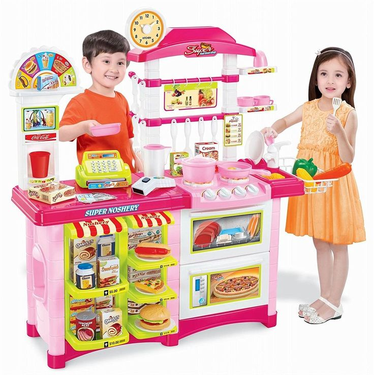 25 best ideas about childrens kitchen sets on pinterest for Kitchen set for babies