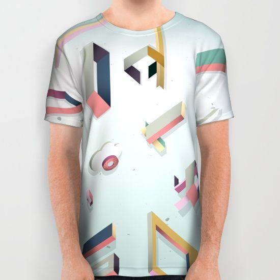 CandyBox Graphics All Over Print Shirt