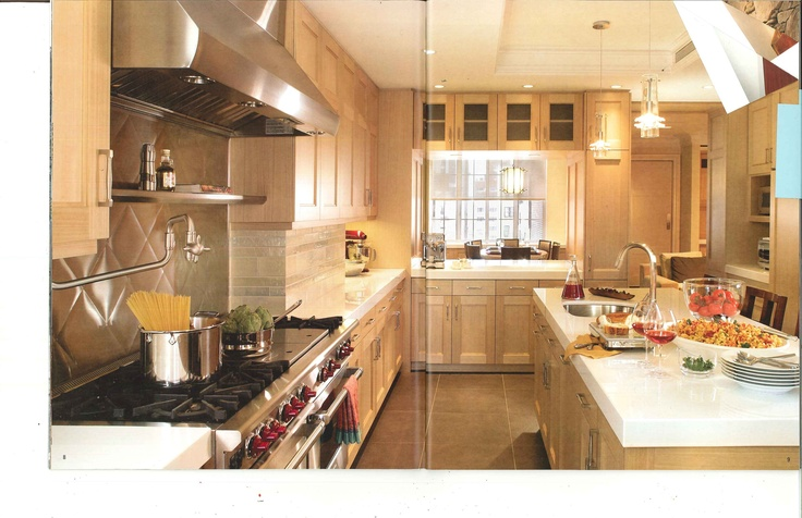 Bilotta Traditional with modern features.