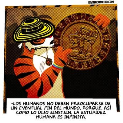 EL FIN DEL FIN DEL MUNDO | #Apocalipsis #Tigre #Blog