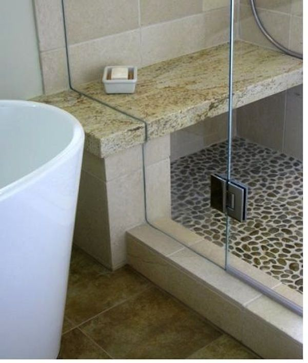 Come Meet Me In The Bathroom Stall: 47 Best Shower Stall With Seat Images On Pinterest