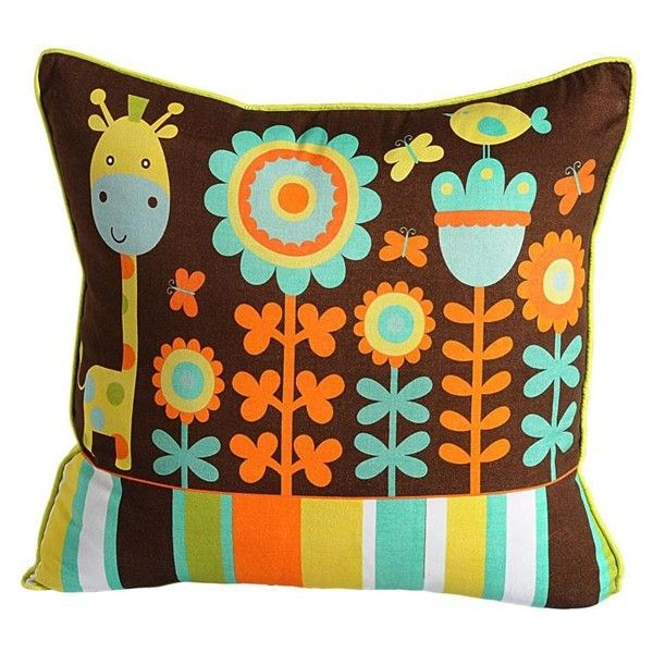 Giraffe Kids Cushion Covers-KCC- 180