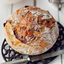 Chleb, przepis na chleb, chleb orkiszowy: Delicious Bread, Homemade Bread, Crispy Crust, Food, Bread Recipes, Breads