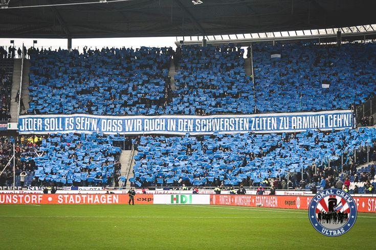 22. Spieltag Hannover 96 – DSC Arminia | LOKAL CREW ULTRAS