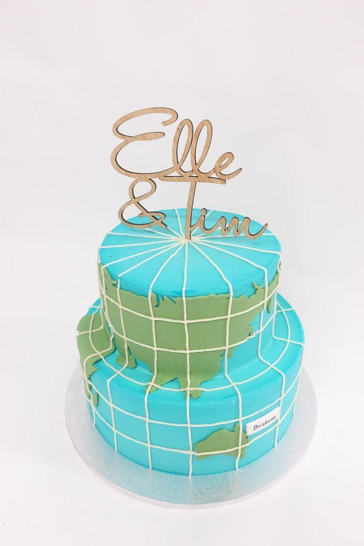 #worldngcake #fondantcake #world #vanillapodspecilatycakes #brisbanecakes #weddingcake #brisbaneweddingcakes #brisbanecafe #noveltycakesbrisbane