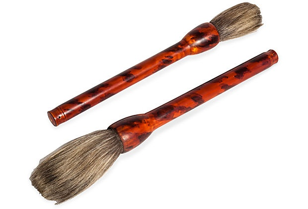 Best images about chinese caligraphy brushes on