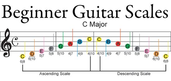 Learn The Guitar Fingerboard Thoroughly in 16 Days ...