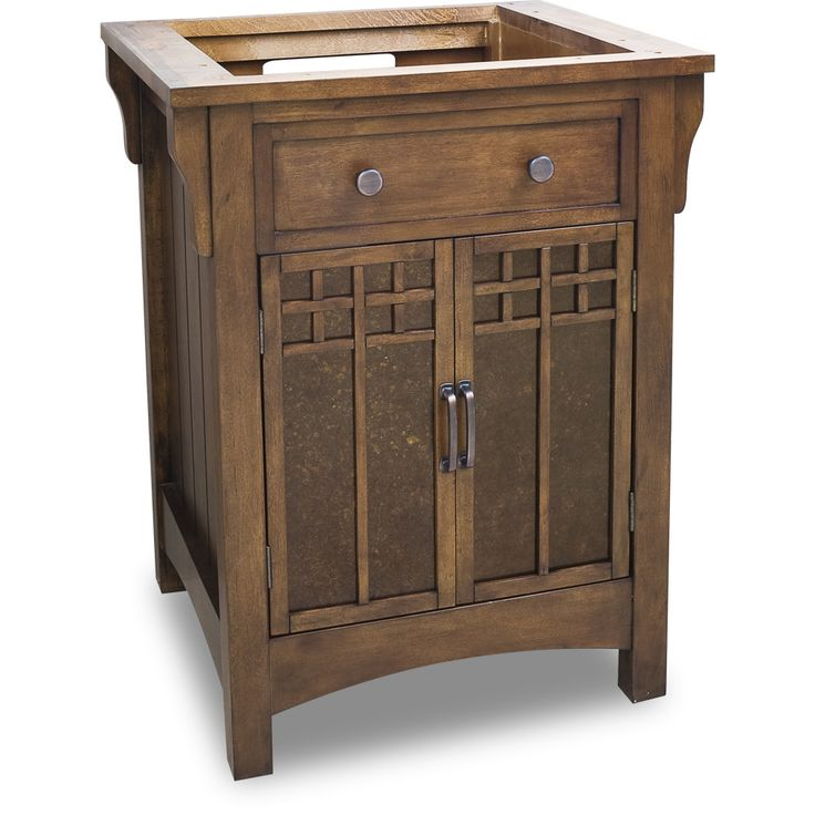 Photo Album For Website Traditional Chestnut Finish ud Vanity Base With Black Granite Countertop