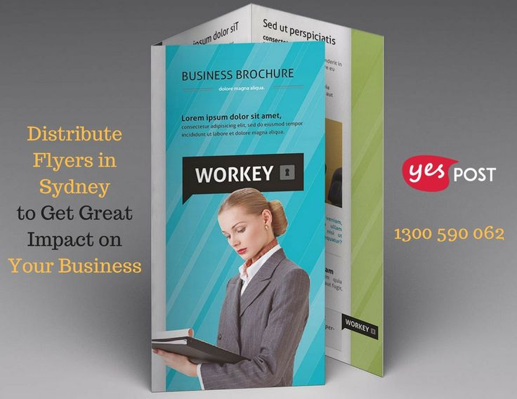 Get great return on your business with flyer distribution in Sydney. At Yespost we deliver your marketing material that includes flyers leaflets ...  sc 1 st  Pinterest & Best 25+ Flyer distribution ideas on Pinterest | Leaflet ...