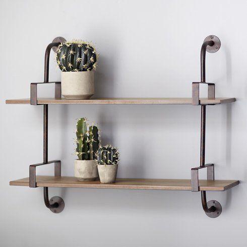 Double Accent Shelf