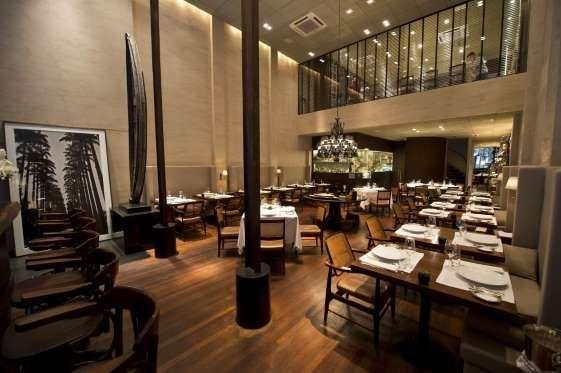 Restaurante 'D.O.M', en São Paulo, Brasil. - GETTY