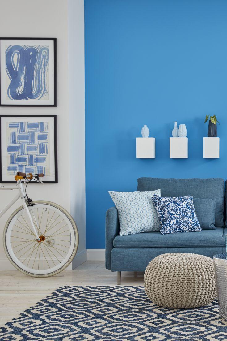 počet nápadov na tému blaue wand na pintereste: 17 najlepších ... - Blaue Wand