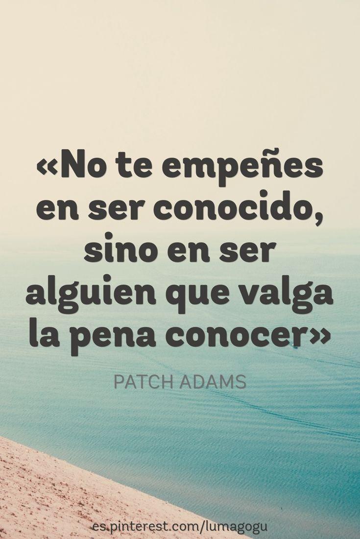 Frase de Patch Adams