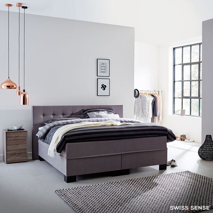 149 best boxsprings swiss sense images on pinterest bedroom and hamburg. Black Bedroom Furniture Sets. Home Design Ideas