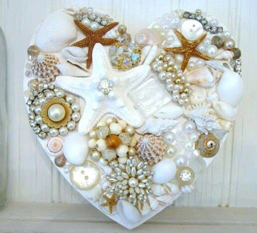 Seashell art