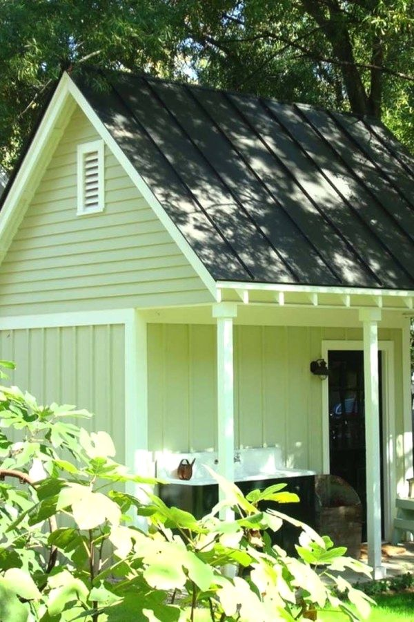 10 Creative Potting Shed repurposed designs for your garden project - Potting Shed Designs