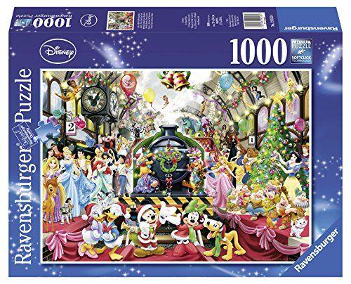 Ravensburger Disney Christmas Jigsaw Puzzle (1000-Piece) Ravensburger http://www.amazon.com/dp/B00YX4KHQQ/ref=cm_sw_r_pi_dp_dMUcxb1GCHCAS
