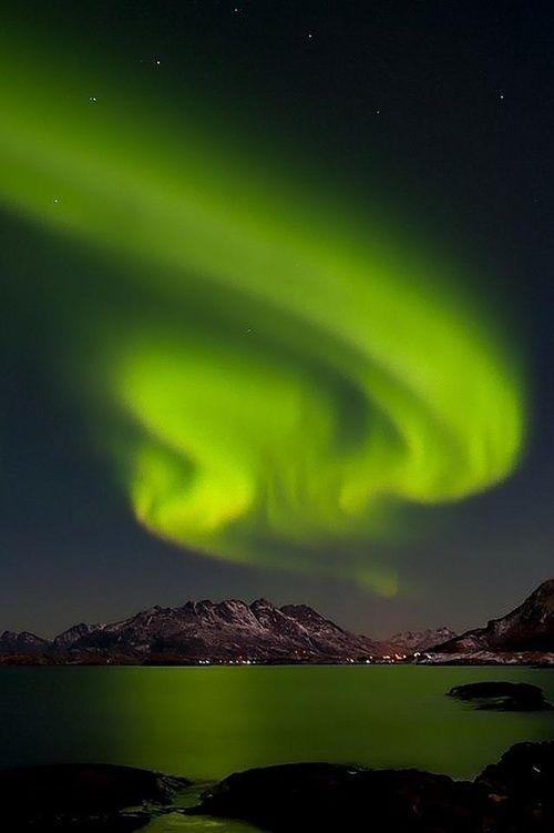 ✯ Aurora Borealis Beauty