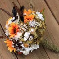 Amazing Camo Wedding Decorations Flowers