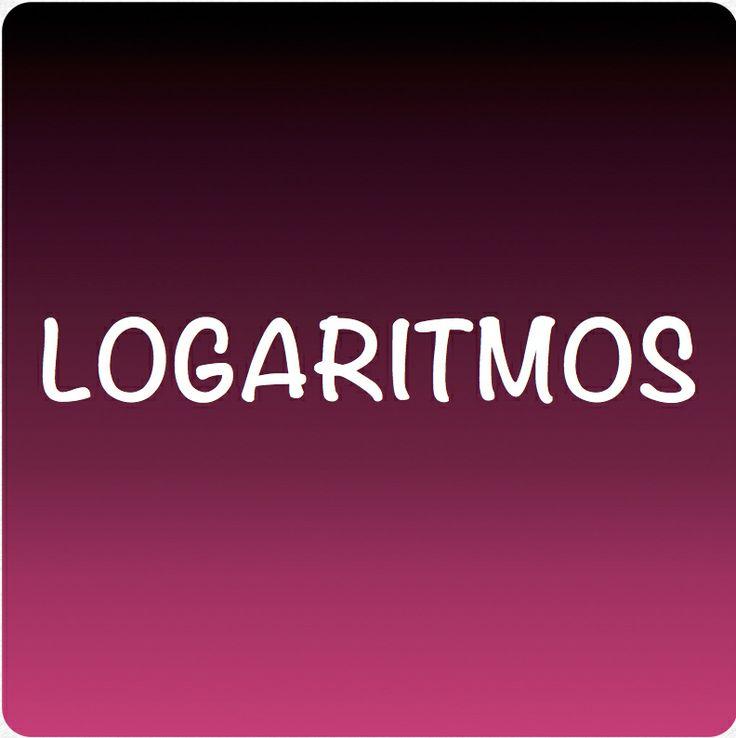 Título de carpeta de ejercicios de Logaritmos
