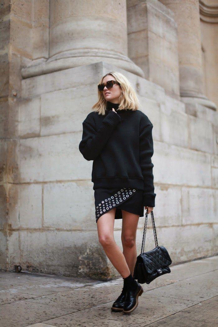 skirt alert. #Adenorah in Paris.