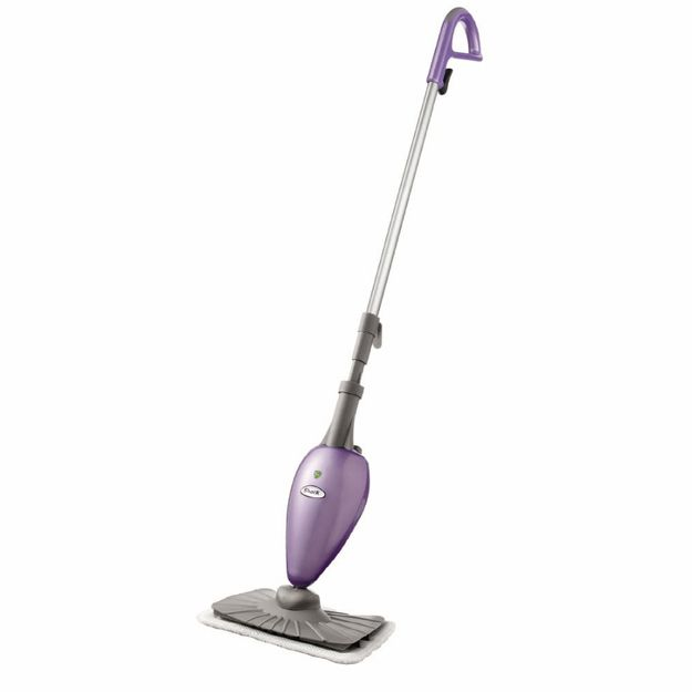 Before you mop, treat yourself to a steam mop. | 37 Ways to Give Your Kitchen a Deep Clean