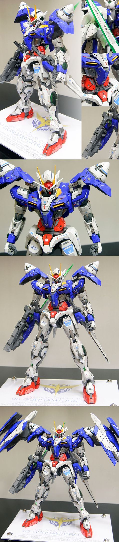 OO raiser custom WOW look at all that detail
