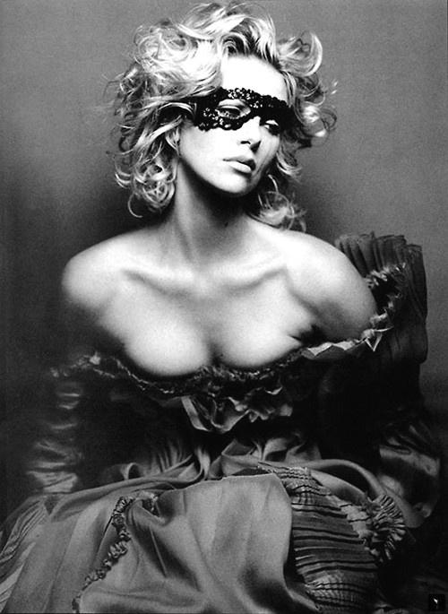 Masquerade (Halloween Gala) these masks we wear / karen cox. Charlize Theron V