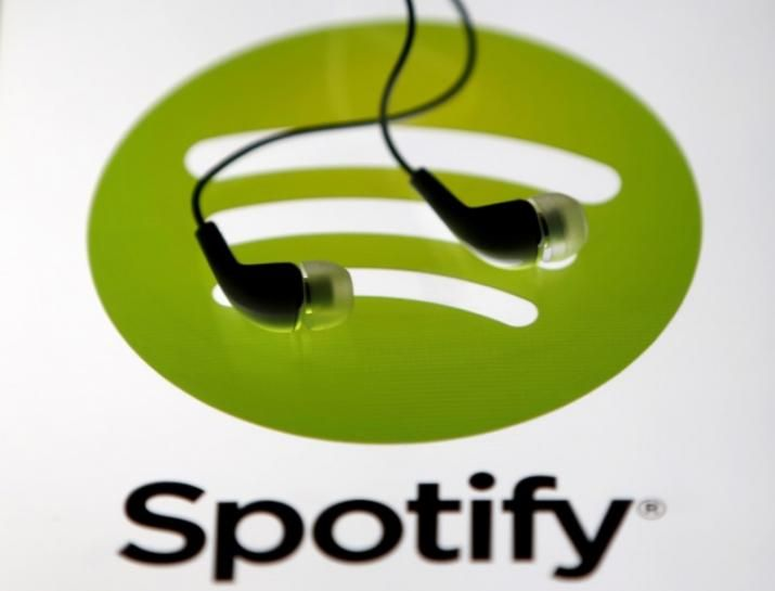 Private trades in Spotify shares are valuing the music streaming company at about $16 billion, according to people familiar with the deals, raising the prospect of a bumper flotation next year.