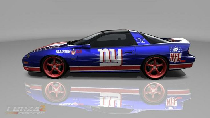 new york giant cars | Forzamotorsport.net Forums - New York Giants cars
