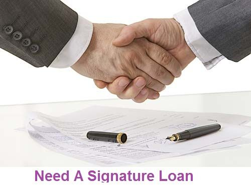 I Need A Loan at Need A Signature Loan can resolve approximately all your cash hassles such as awaiting debts, medical bills and monthly rents etc. It is simple to relate for I Need A Loan. For your convenience, we have set a short and secure application process. Simply complete the application with the necessary information and submit it. We will process it and get back to you with a tailored deal in no time.