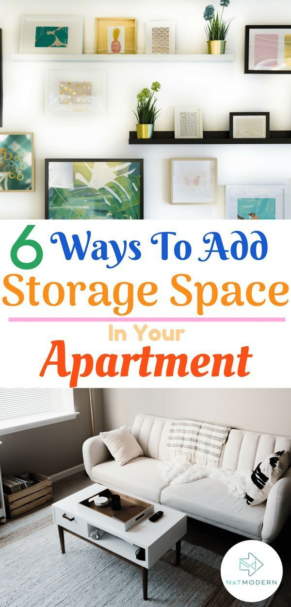 Storage E Ideas For Your Apartment Homedecor Organization Cleaning Interiors