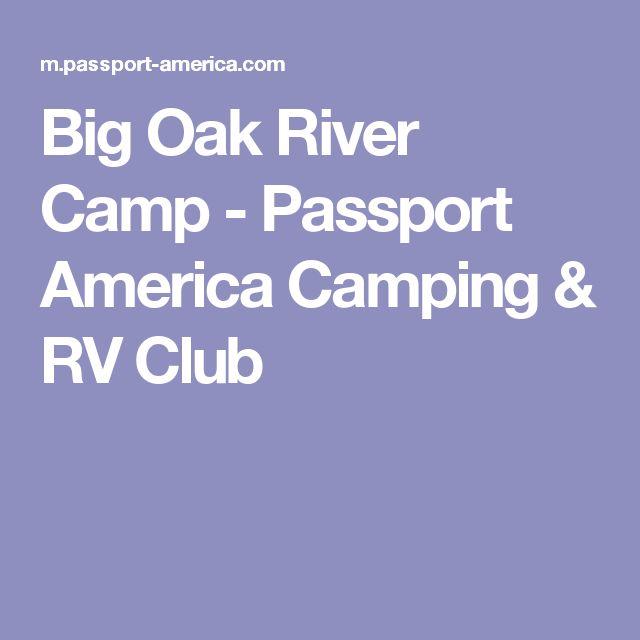 Big Oak River Camp - Passport America Camping & RV Club