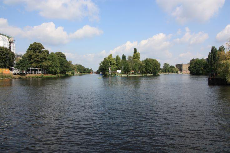 Fiume Speer, Berlino