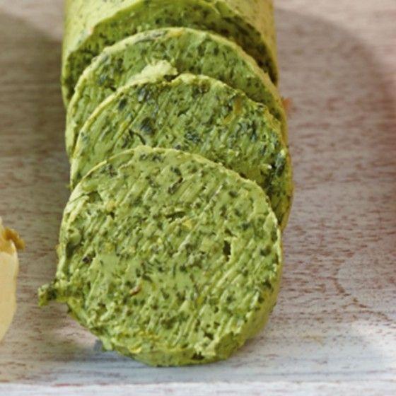 ESSEN & TRINKEN - Basilikum-Zitronen-Butter Rezept