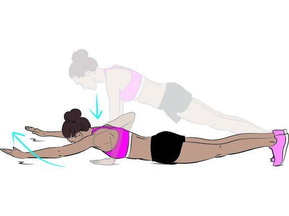 Kayla itsines' Abs and Arms Bikini Body Guide Workout - Women's Health