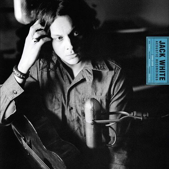 Jack White Acoustic Recordings 1998-2016 (DOUBLE BLACK VINYL LP)