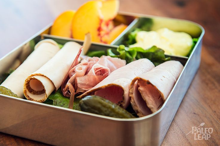 Get inspired for your own Paleo lunches with these healthy bento box options.