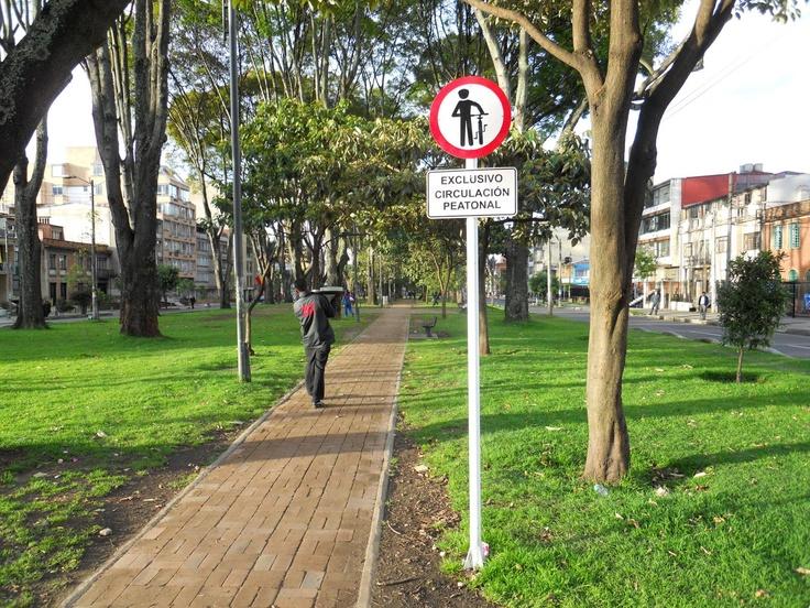 Parkway barrio la soledad localidad teusaquillo bogot for Barrio el jardin cali colombia