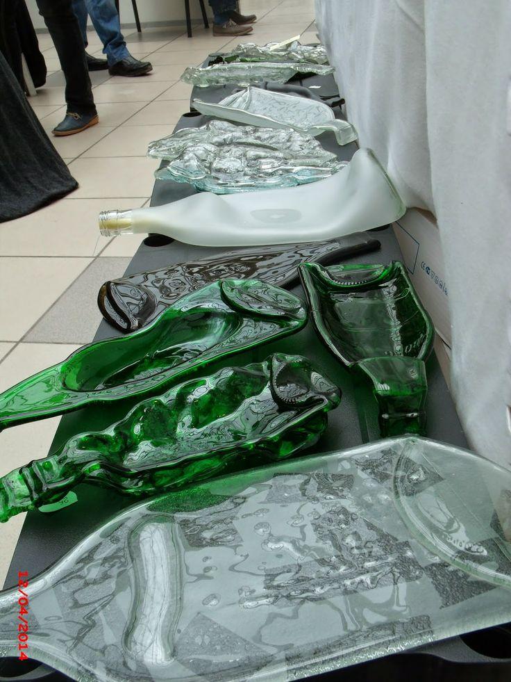 Universul de sticla -design si manufactura