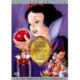 Snow White and the Seven Dwarfs (Disney Special Platinum Edition) (DVD)By Adriana Caselotti