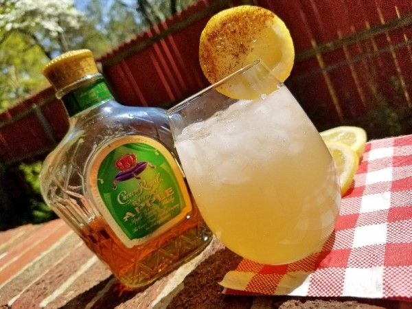 Crown Royal Apple Lemonade