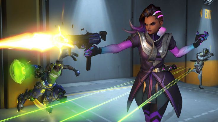 Sombra is now available to play on Overwatchs public test servers.