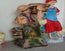 Gardener Sculpture