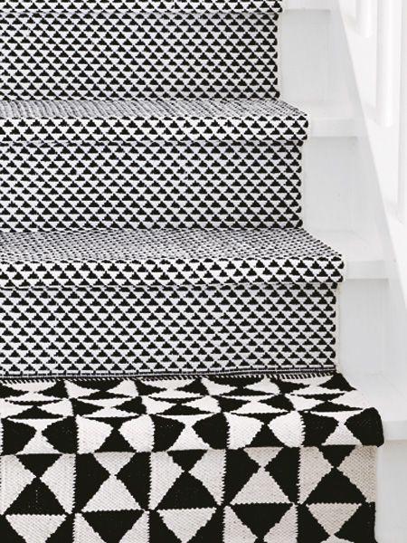 neuer look f r ihre treppe wohnideen pinterest leuchtende farben stufen und auftritt. Black Bedroom Furniture Sets. Home Design Ideas