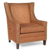 Found it at Wayfair - Lalan Transitional Chair and hoping Missy might like this !!!