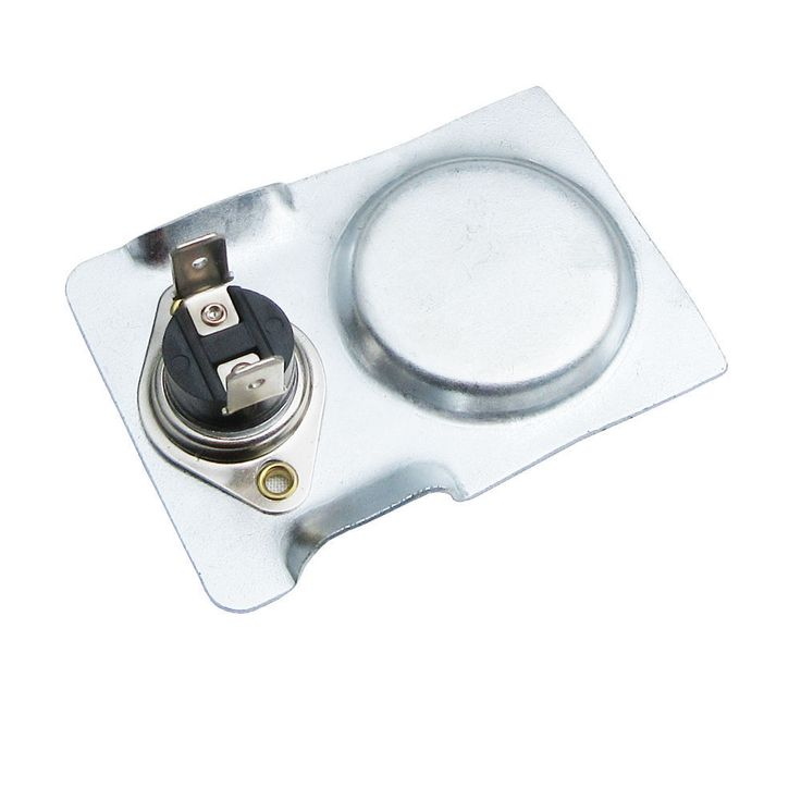 Bbq Factory Replacement Magnetic Thermostat Switch For Fireplace Fan /Blower Kit #bbqfactory