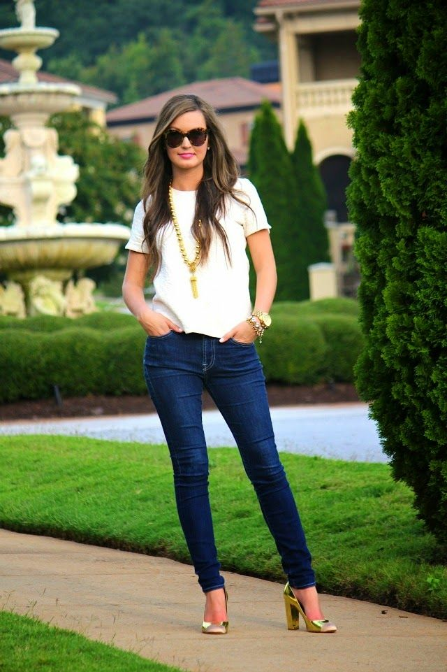 For All Things Lovely: Classic Skinnies